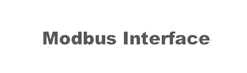 modbus Interfejs